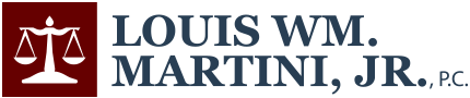 Louis Wm. Martini, Jr., P.C Header Logo